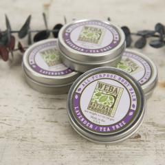 Lavender Tea Tree Body Balms