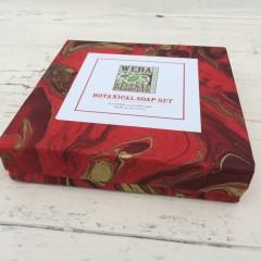 Bar soap gift set; WEBA Natural Products